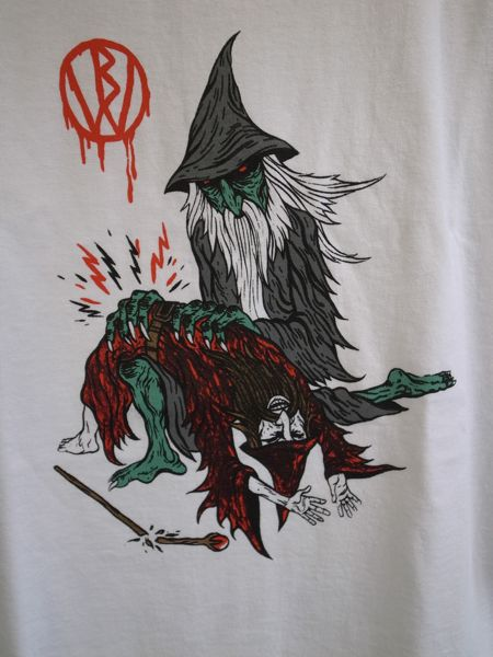 bloodwizard t-shirt 2011