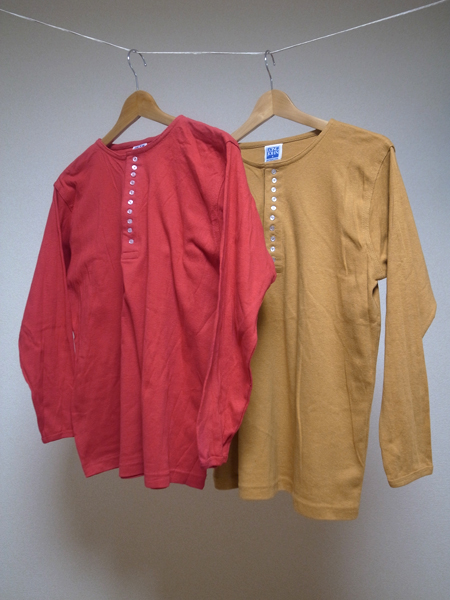 long john 10 buttons L/S T-shirt