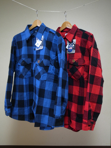 big bill heavy flannel shirt