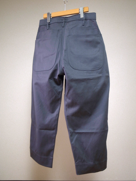 tuki combat pants german grey
