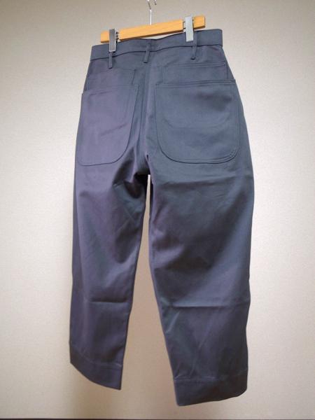 tuki combat pants german grey