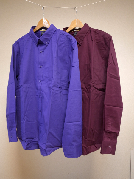 unique color shirts for U.S. office workers