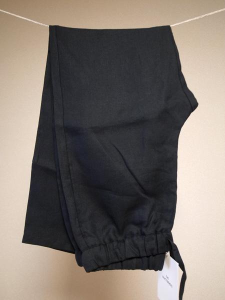 the white briefs linen pants