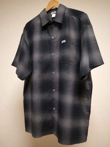 caltop acrylic wool s/s shirt